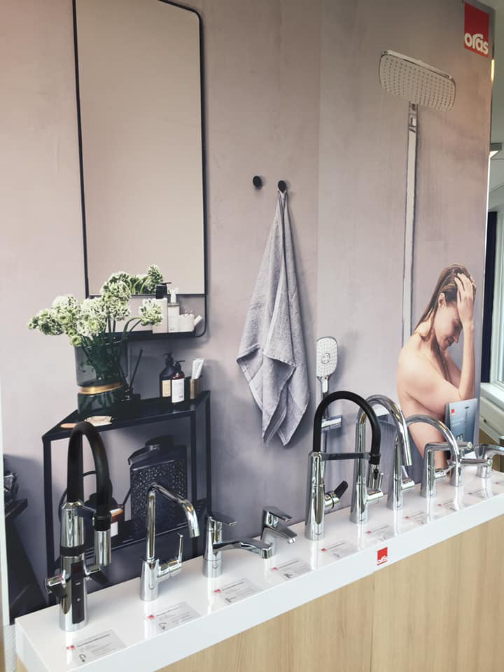 Ryevad & Henriksen A/S - Showroom